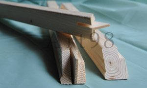 Economy Gallery Wrap stretcher bars